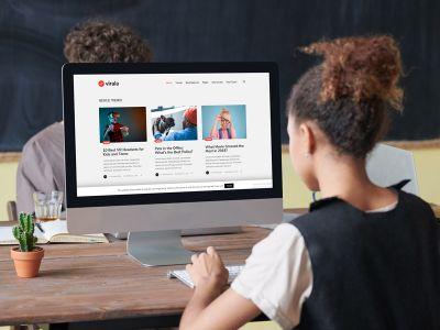 Avoir un site web professionnel