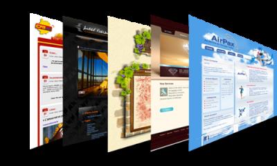Création de sites web dynamiques